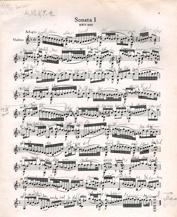 bach-sonatai