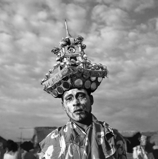 Guerreiros-festa-popular-Maceio-1947-Gautherot